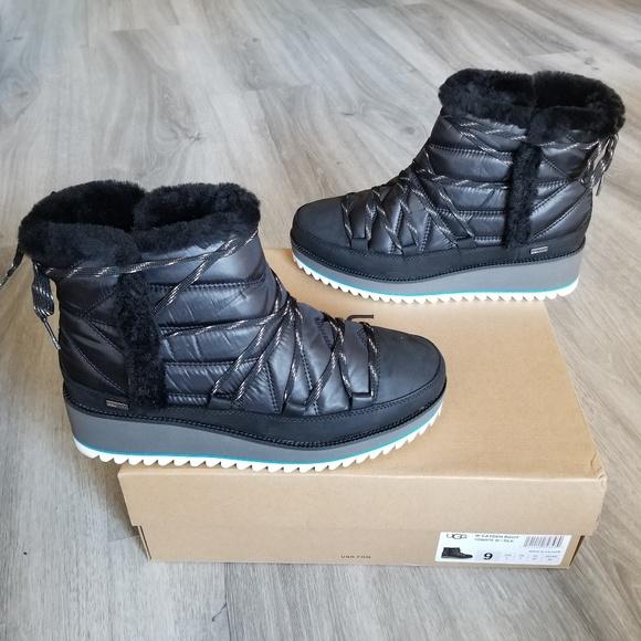 075fec17b71 UGG Cayden Waterproof Boots. NWT